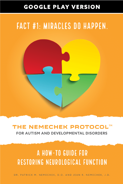 The Nemechek Protocol for Autism